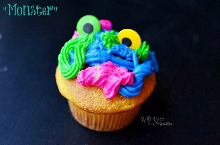 Monsters University Cupcake 11