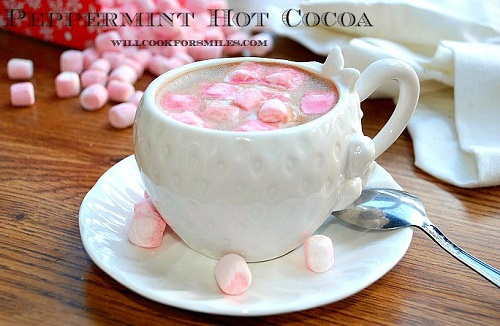 Peppermint Hot Cocoa 4 ed