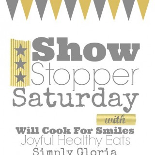 Show Stopper Saturday Link Party, Cookie Bars and Blondie Features