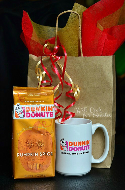 Dunkin Donuts Coffee Gifts 1 from willcookforsmiles.com
