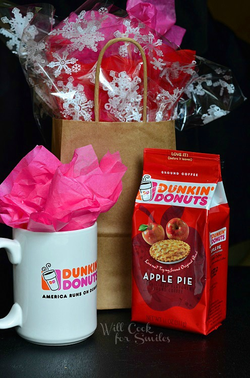 Dunkin Donuts Coffee Gifts from willcookforsmiles.com