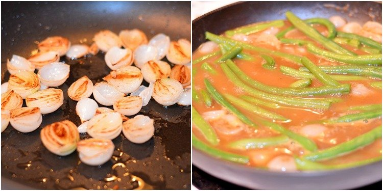 French Onion Green Beens from willcookforsmiles.com