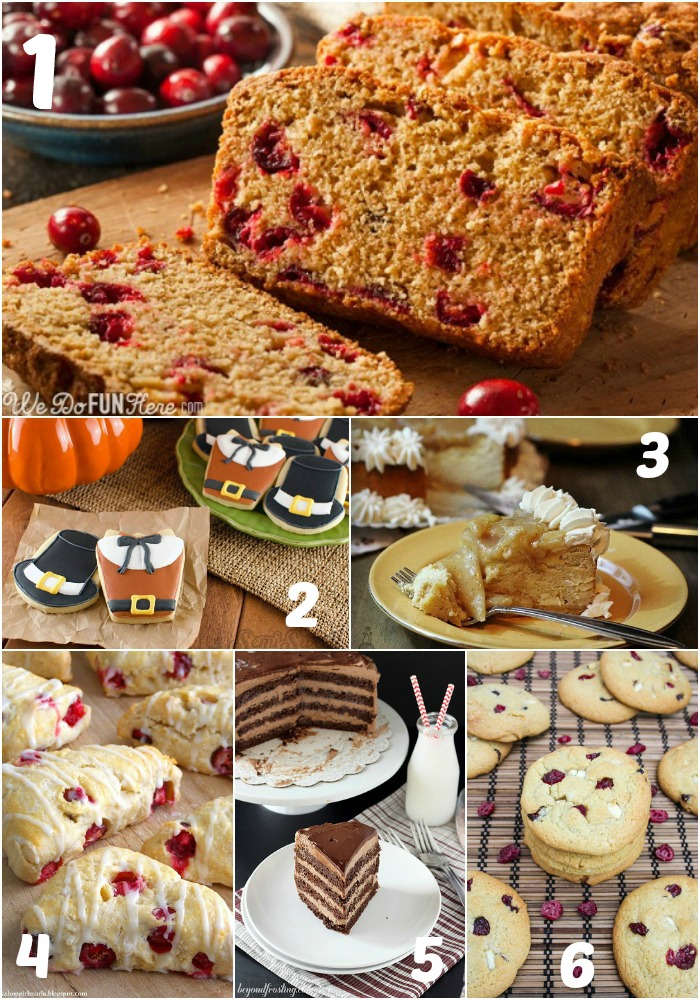 Holiday Baking Features