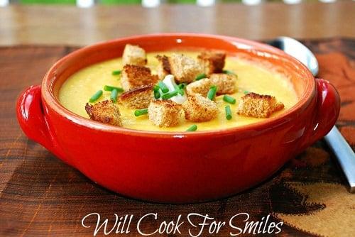 Potato Butternut Squash Soup 3 ed