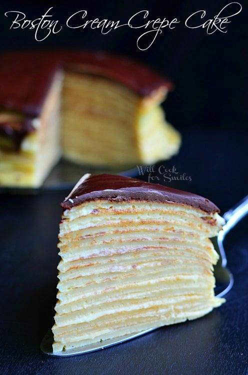 Boston-Cream-Crepe-Cake-3-c-willcookforsmiles.com_