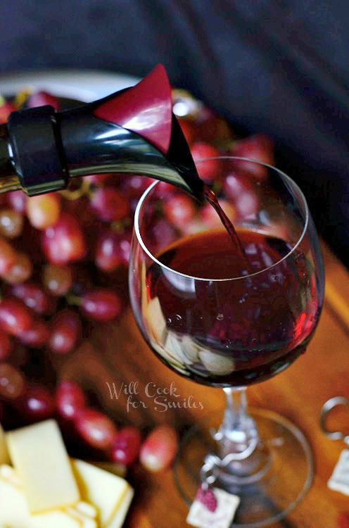 Pairing Wine and Cheese 2 from willcookforsmiles.com