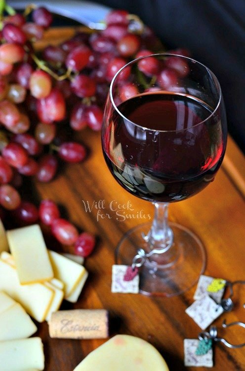 Pairing Wine and Cheese 3 from willcookforsmiles.com