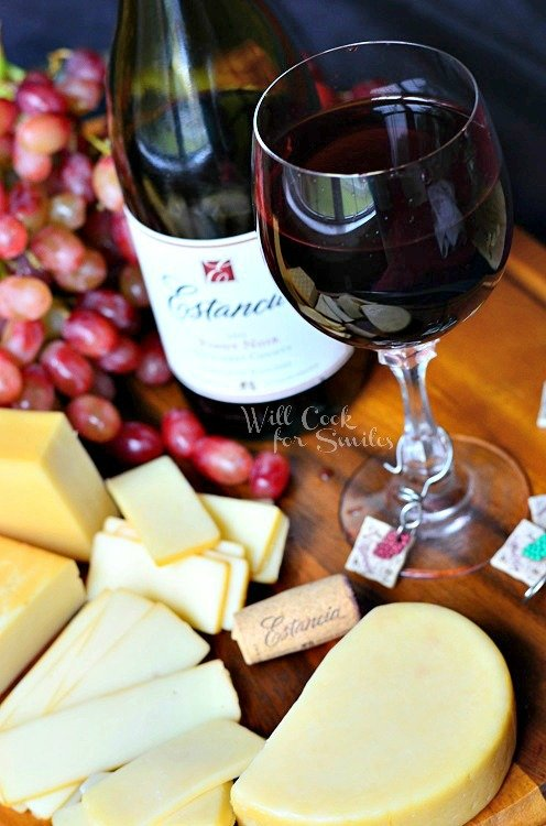 Pairing Wine and Cheese 4 from willcookforsmiles.com