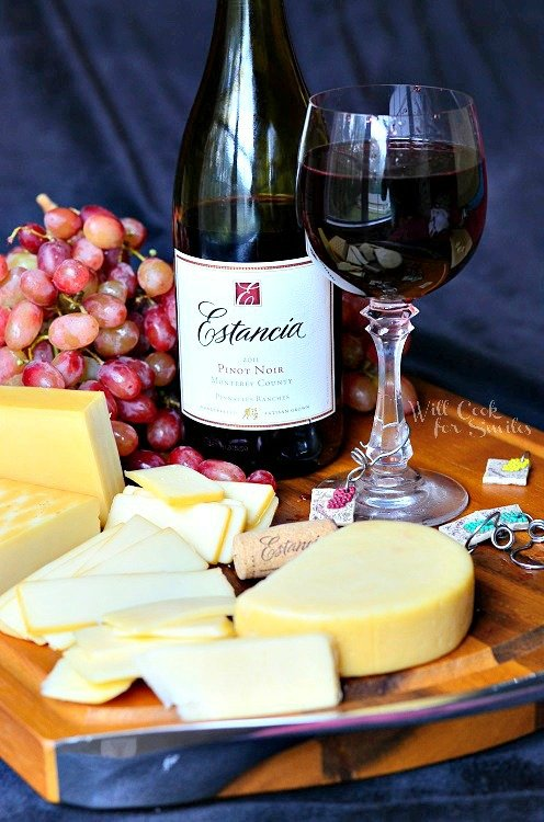 Pairing Wine and Cheese 5 from willcookforsmiles.com