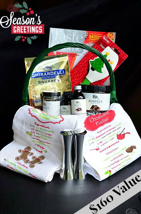 Will Cook For Smiles Christmas Giveaway Basket