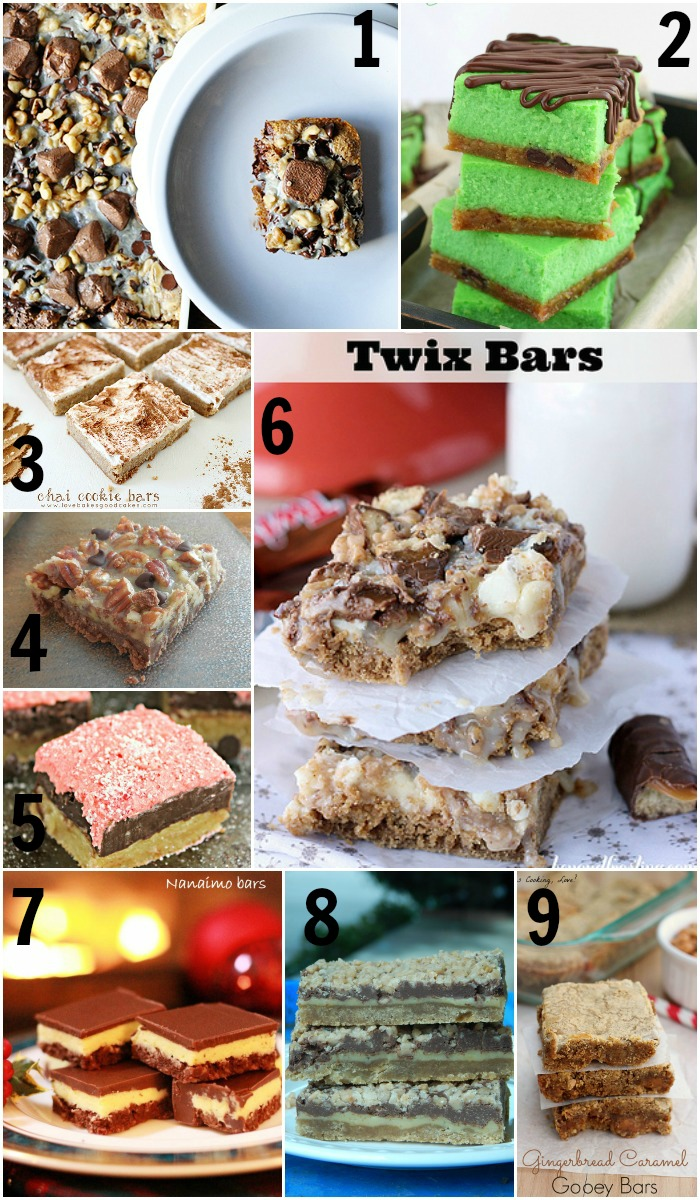 9 Delicious Bars Feature