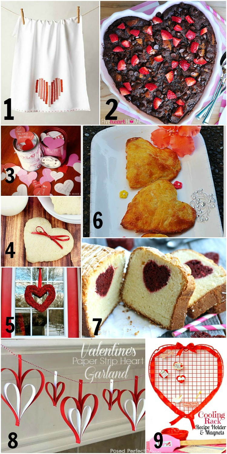 9 Heart Projects Perfect for Valenitne's Day