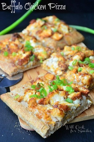 Buffalo-Chicken-Pizza-2-willcookforsmiles.com_
