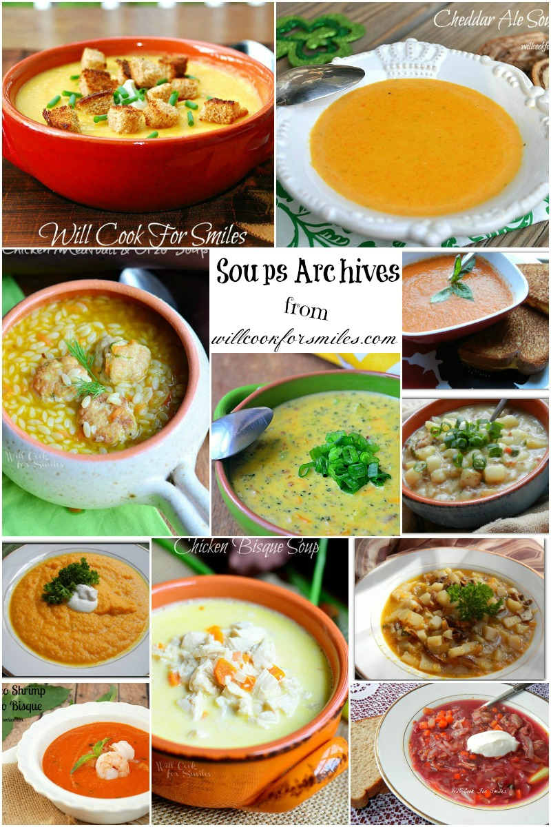 Soup Archives from Will Cook For Smiles