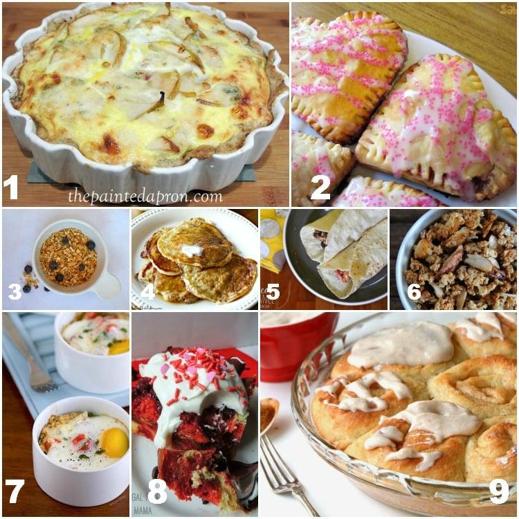 9 Unique Breakfast Ideas