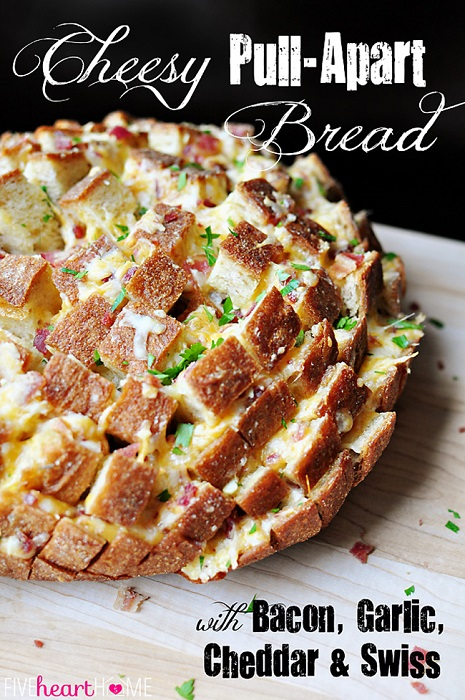 Cheesy-Pull-Apart-Bread-With-Cheddar-Swiss-Bacon-and-Garlic_650pxTitle