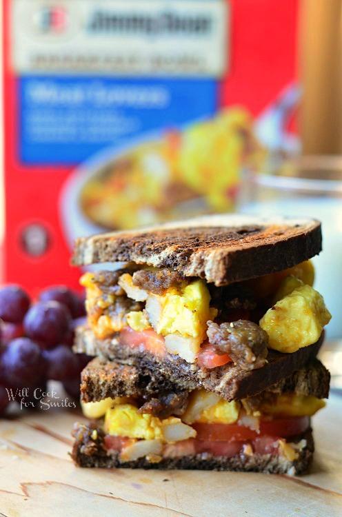 Jimmy Dean Meat Lover's Breakfast Bowls