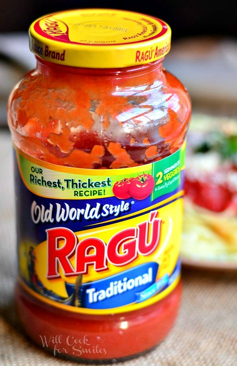 Ragu pasta sauce 3 willcookforsmiles.com