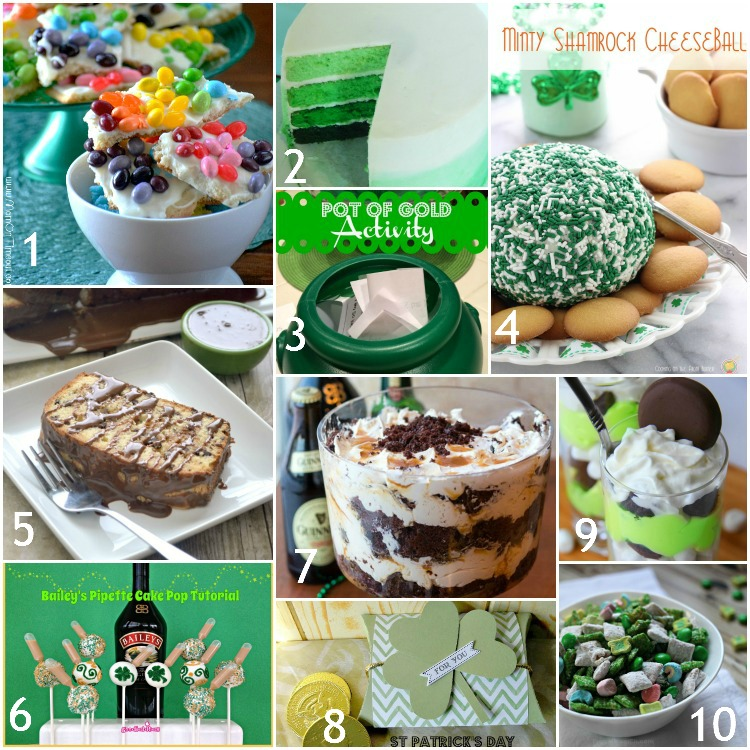 10 St. Patrick's Day Features