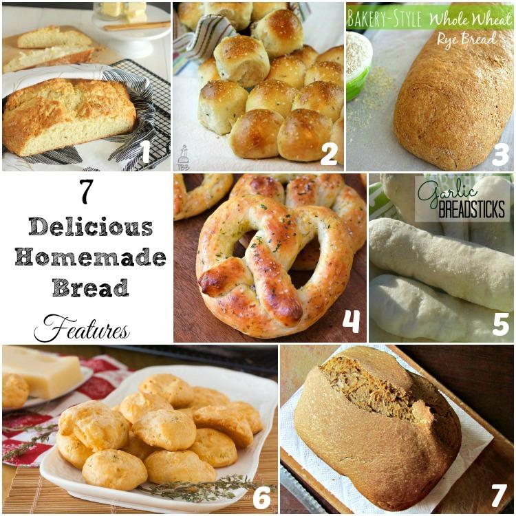7 Delicious Bread Features