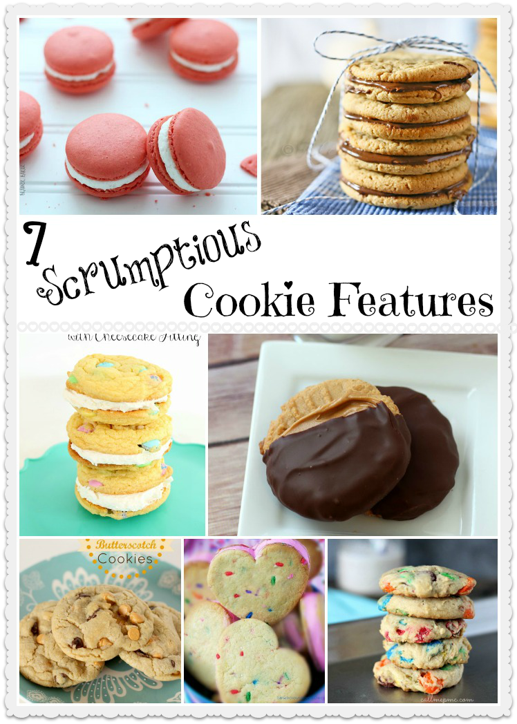 7 Scrumptious Cookie Features