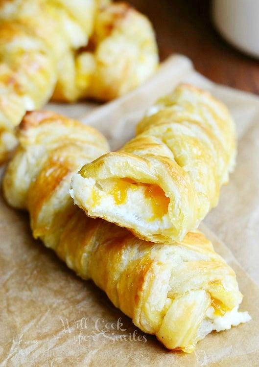 Easy Breakfast Pastry | from willcookforsmiles.com #pastry #breakfast