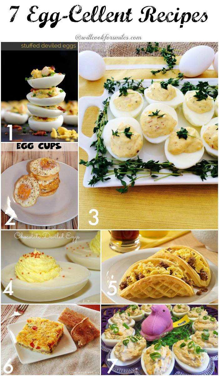 7 Egg-Cellent Recipe Features