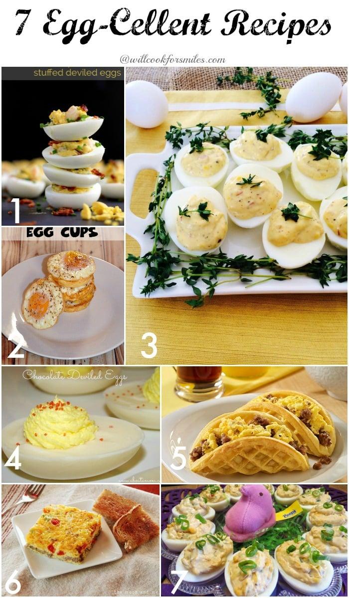 7 Egg-Cellent Recipe Features