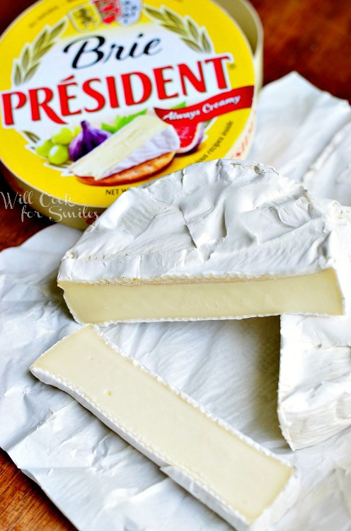 President's Cheese Brie