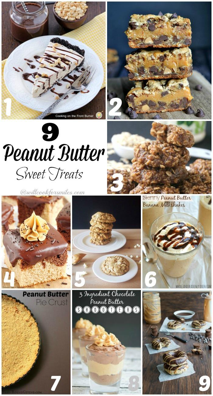 9 Peanut Butter Features