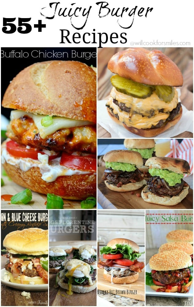 ... perfect juicy all beef burger rezept yummly perfect juicy all beef