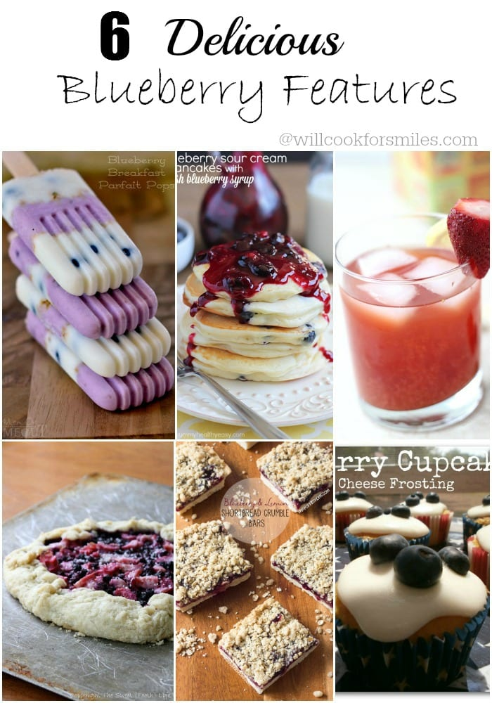 6 Delicious Blueberry Features