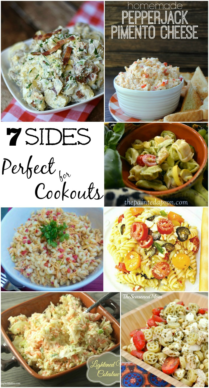 7 Sides Perfect For Cookouts