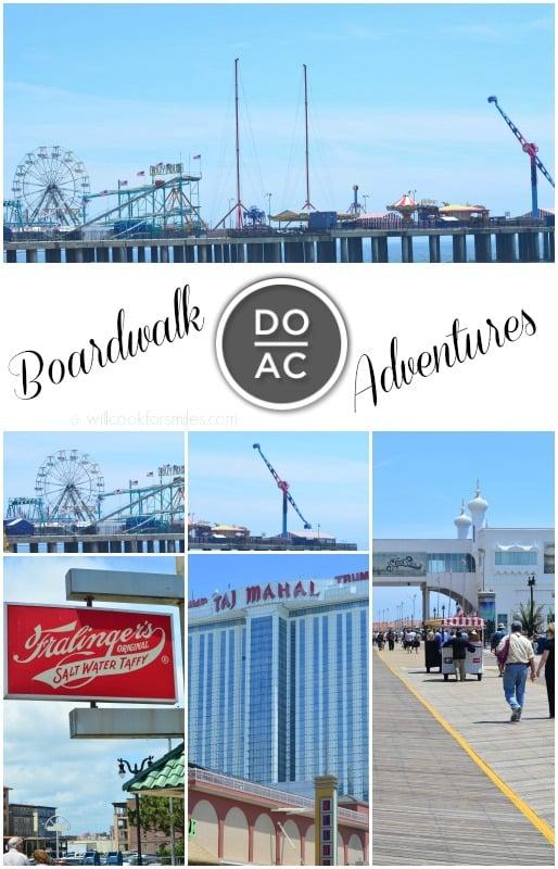 DoAC Boardwalk