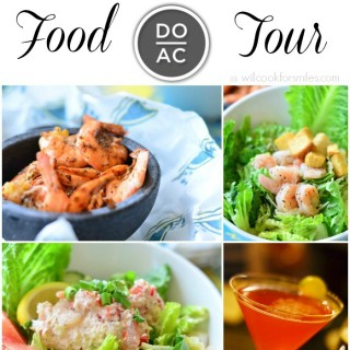 How To DoAC! Food Tour of Atlantic City