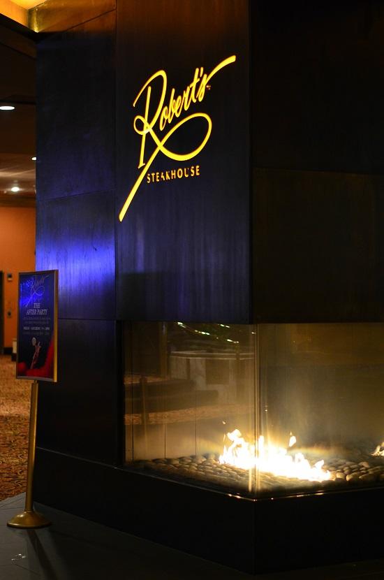 DoAC Robert's Steakhouse at Taj Mahal
