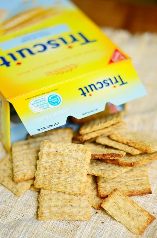 Triscuit Crackers (Hint Of Salt)