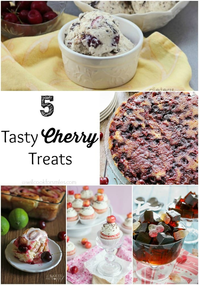 5 Tasty Cherry Features