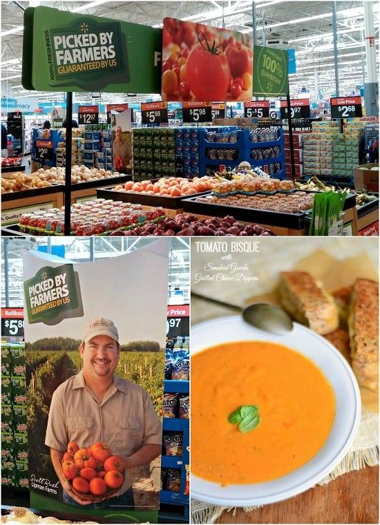 WalMart Produce Tomato Bisque
