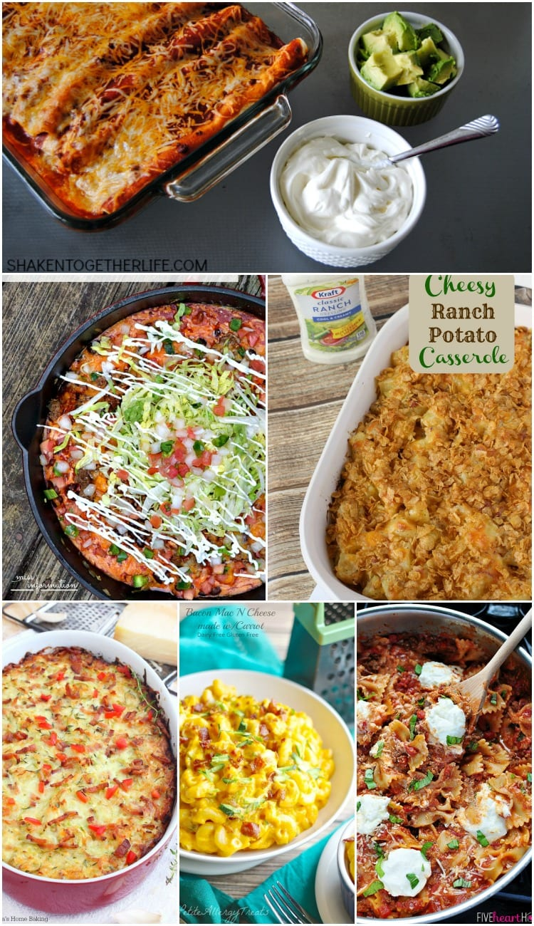 6 Awesome Comfort food Recipes