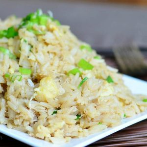 Crab Fried Rice 2 from willcookforsmiles.com