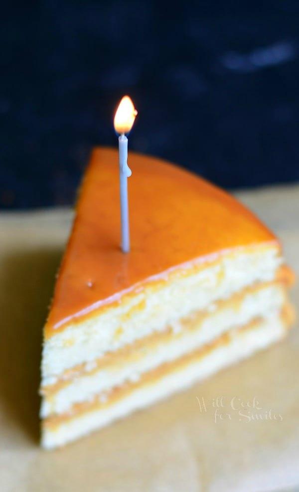 Ultimate Caramel Cake (Homemade Caramel and Dulce de Leche Buttercream)