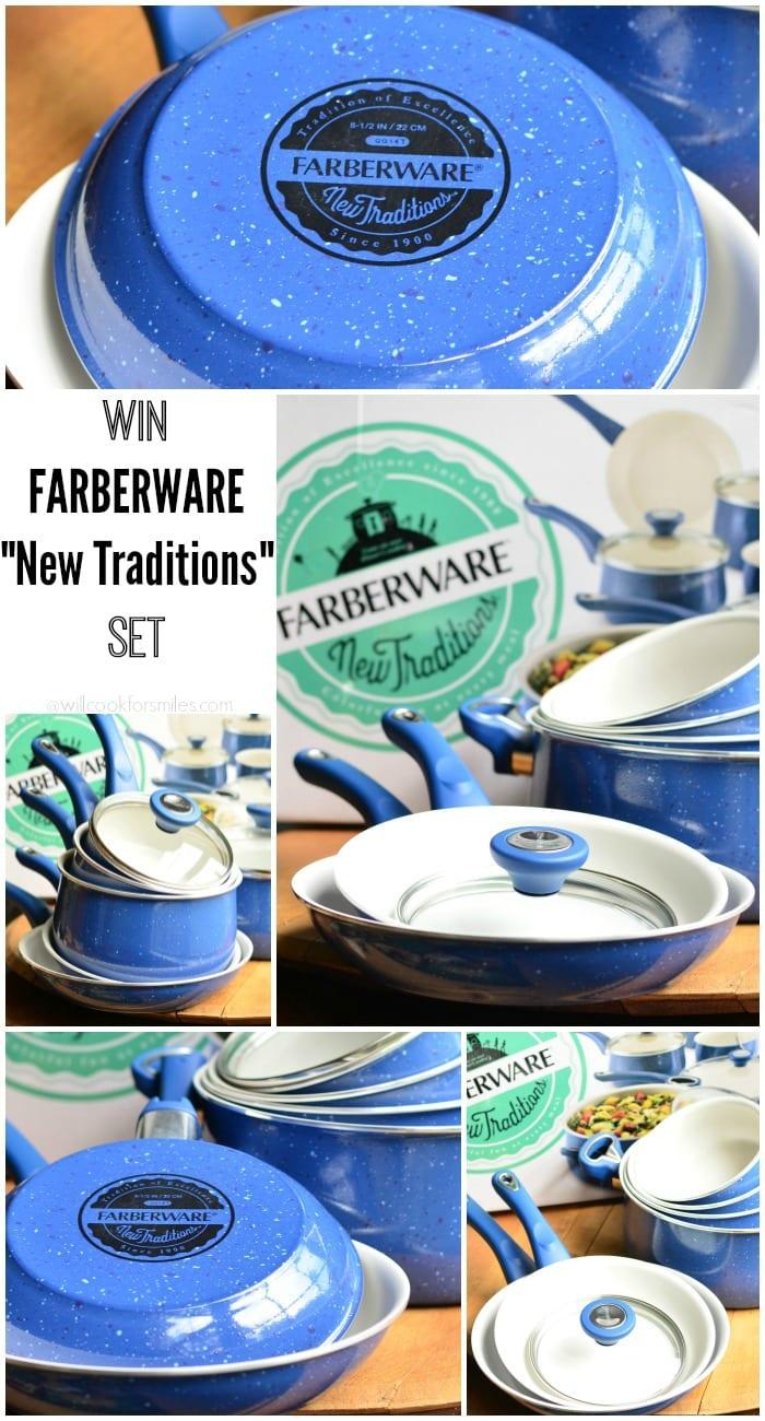 Farberware Giveaway  Progressive Dinner  #holidayrecipes