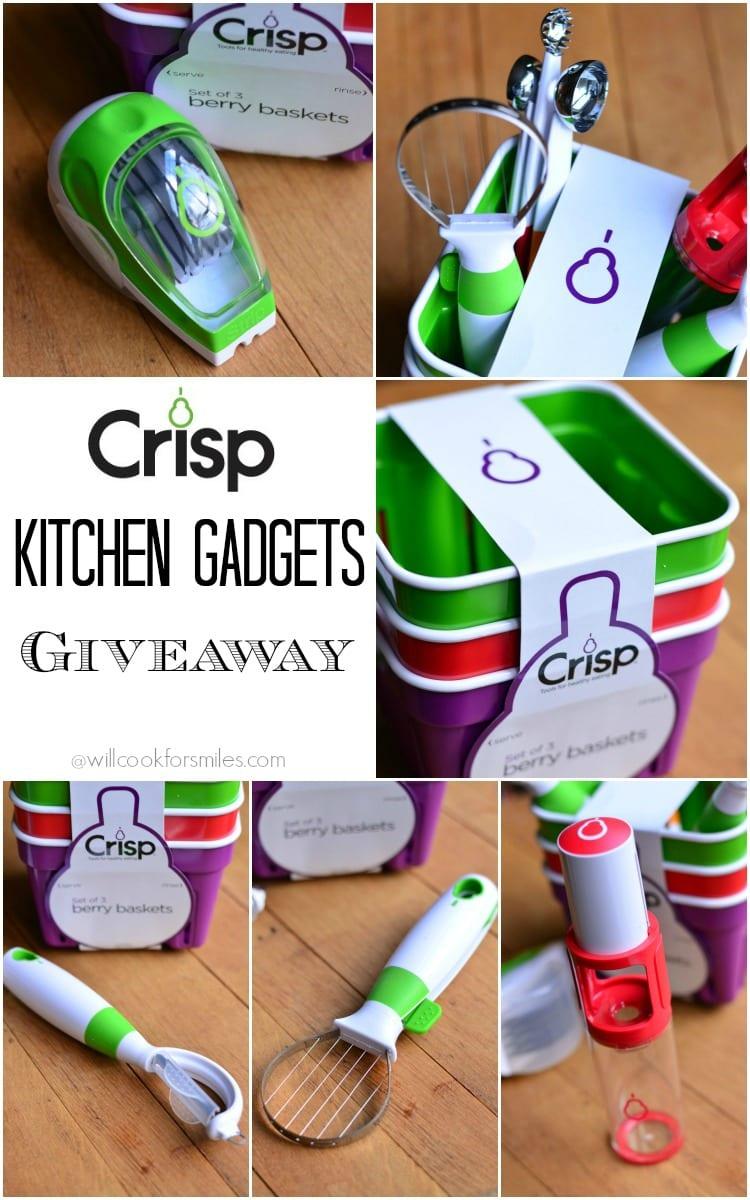 Crisp Giveaway