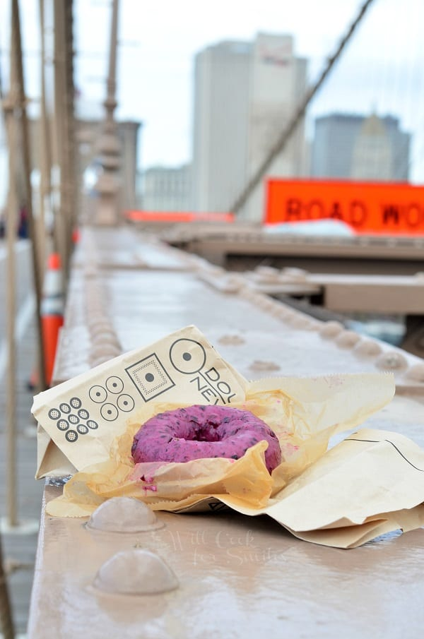 Doughnut Plant, NYC, Brooklyn Bridge, willcookforsmiles.com
