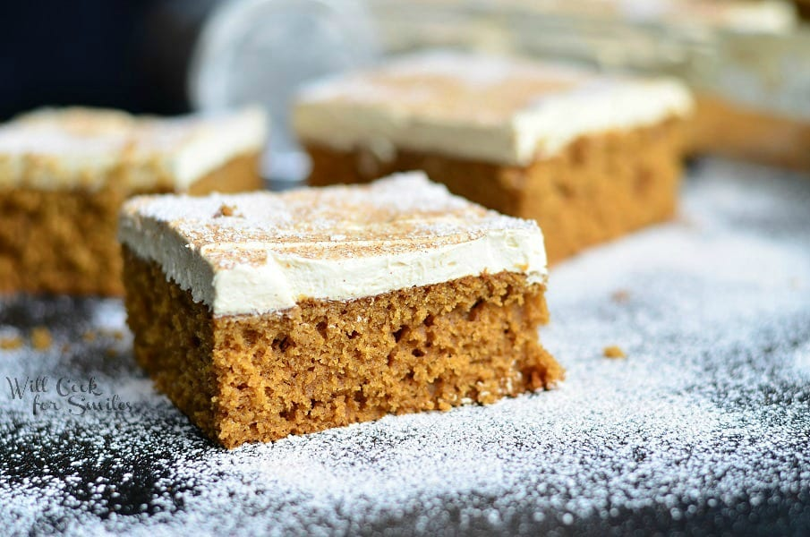Gingerbread Cake 3 from willcookforsmiles.com