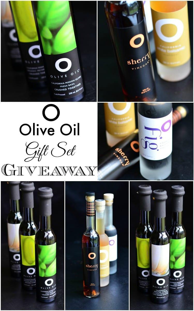O Olive Oil Gift Set Giveaway