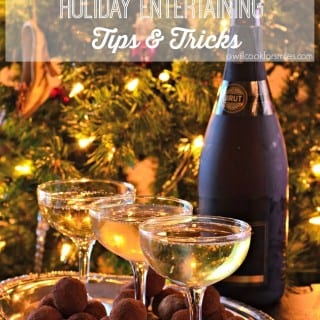 50+ Recipes Perfect for Potluck Holiday Dinners & Holiday Entertaining Tips