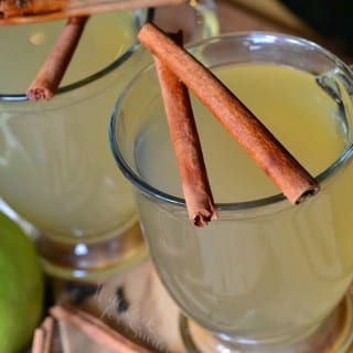 Crock Pot Mulled Green Apple Cider 2