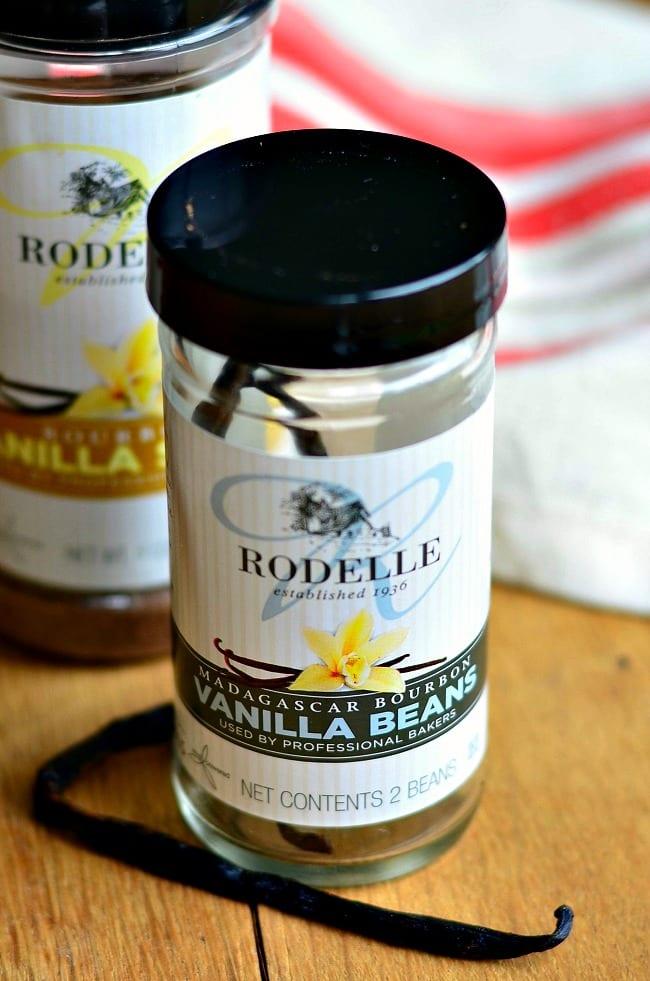 Rodelle Vanilla Beans